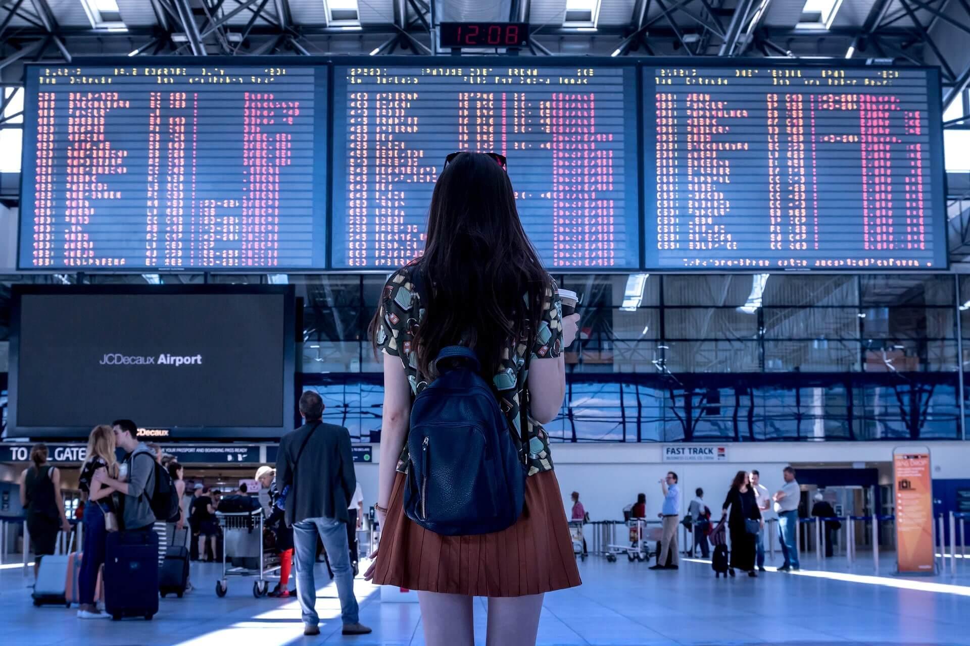 """נמל תעופה - ביטוח נסיעות לחו""""ל"""